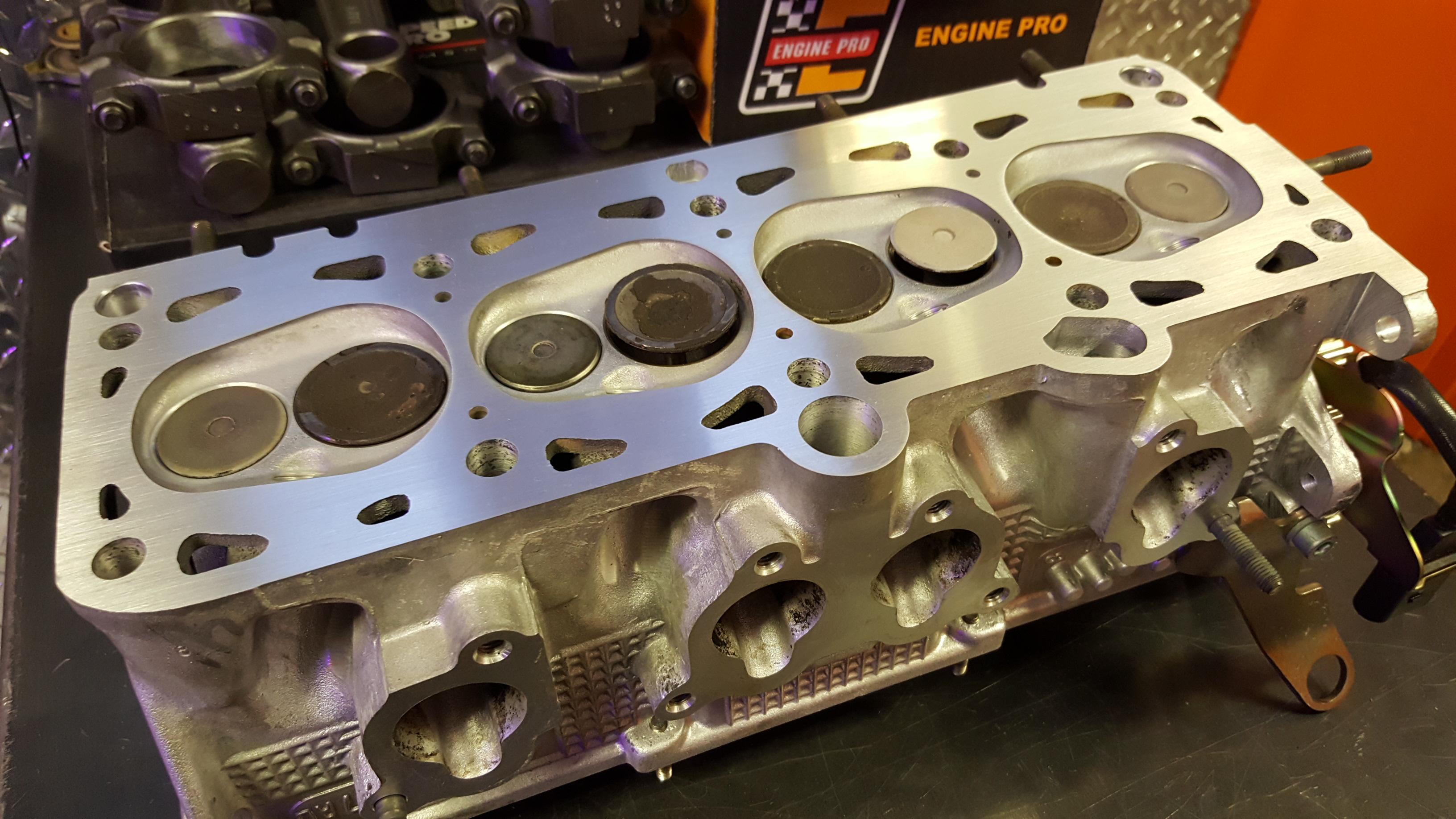 Cylinder Head Resurfacing : Las vegas cylinder head rebuilding repair valve jobs