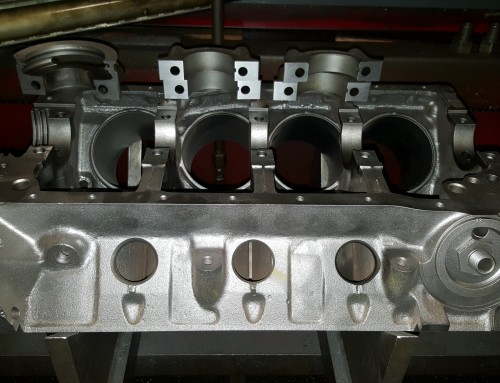 Engine and Cylinder Head Machining at a High Performance Machine Shop