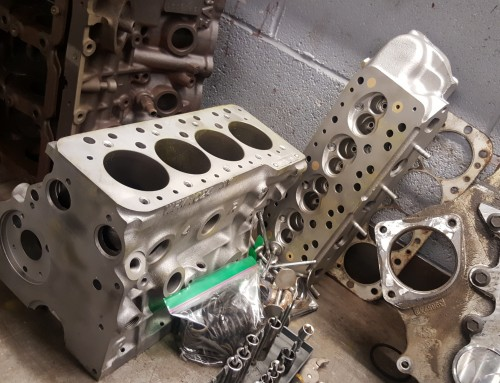 Mini Cooper Engine Block and Cylinder Head Cleaning and Inspection
