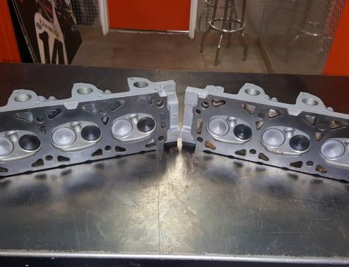 3.0 V6 Ford Ranger Cylinder Heads Valve Job and Surface