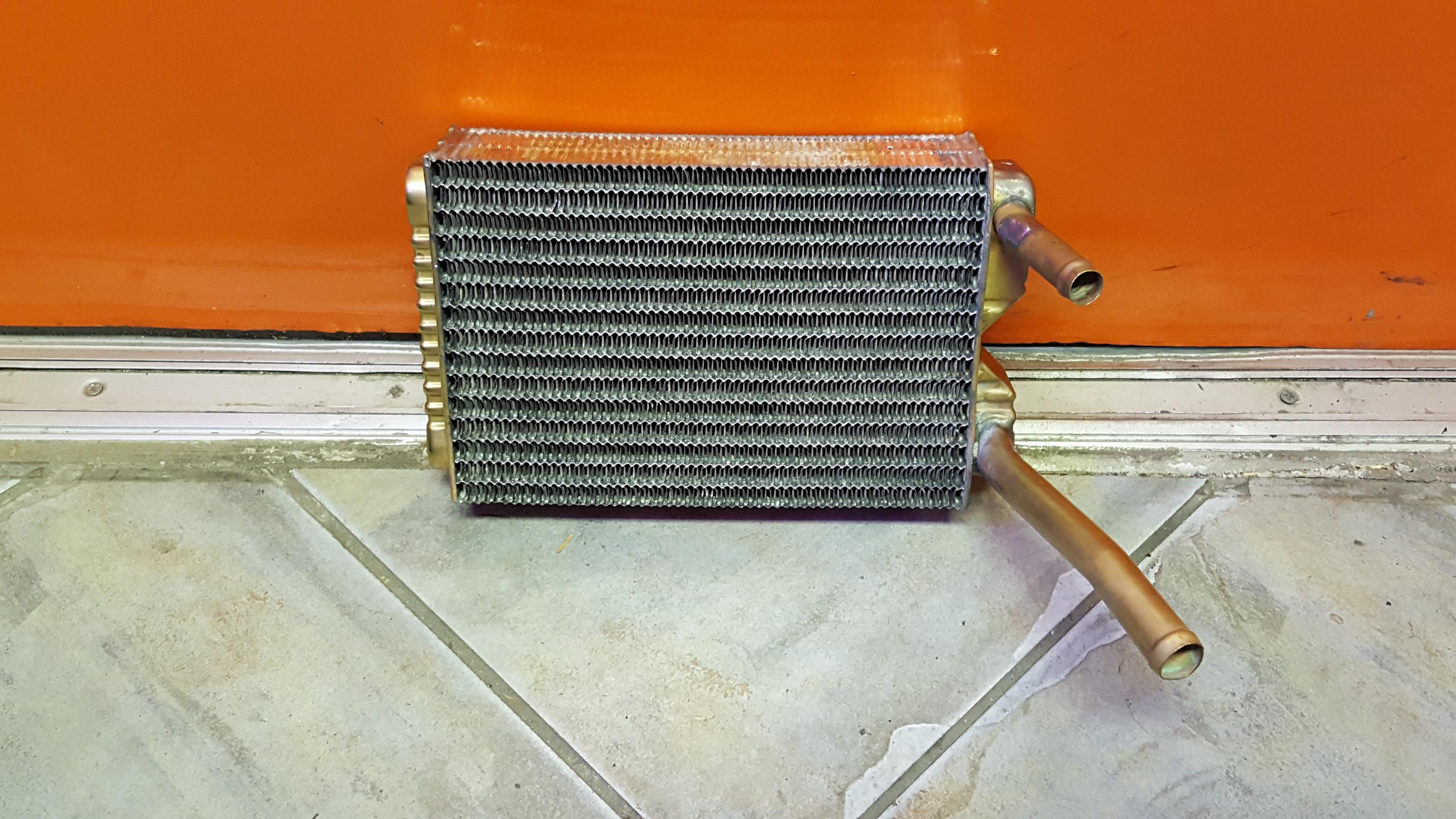 ... 1969 chevy camaro heater core recore repair motor mission machine 57  Chevy Truck Heater Core 1969