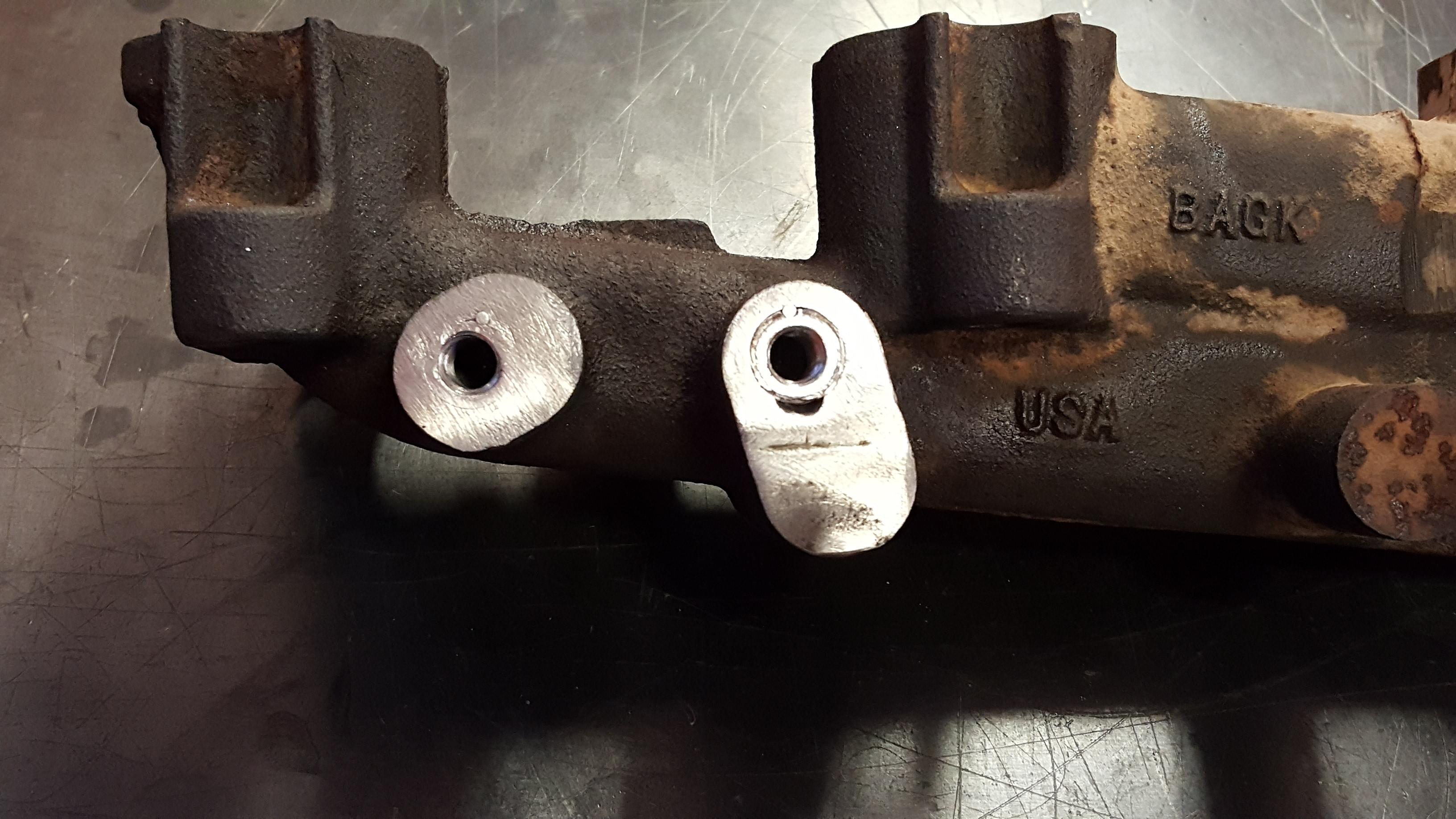 Exhaust Manifold Bolt Repair Kit – Desenhos Para Colorir