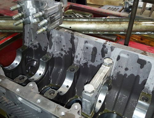 5.9 12 Valve Cummins Diesel Engine Machining Machine Work For Rebuild