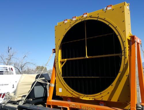Caterpillar Mining 793C Haul Truck Radiator Rebuild