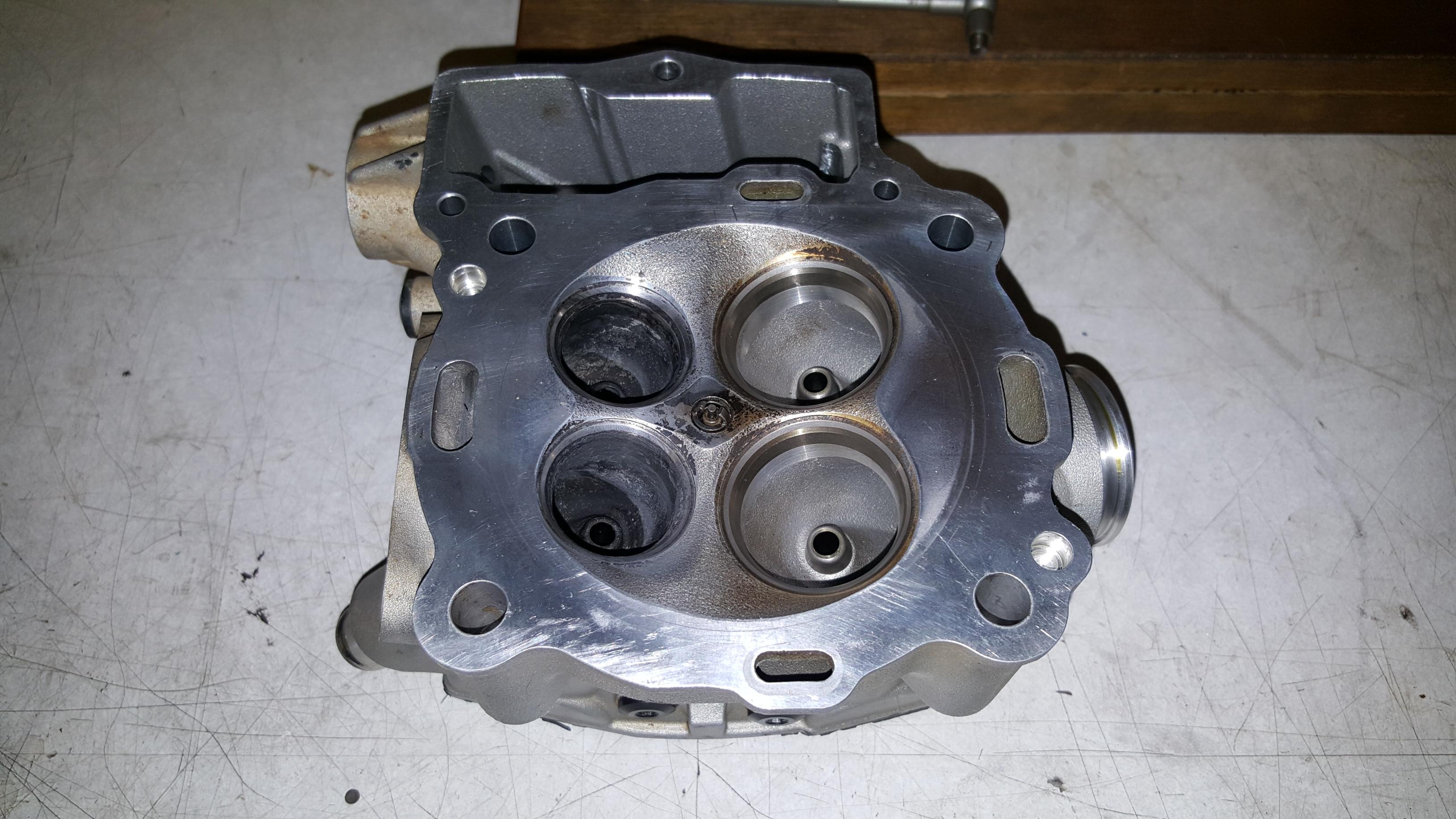 Ktm Cylinder Repair