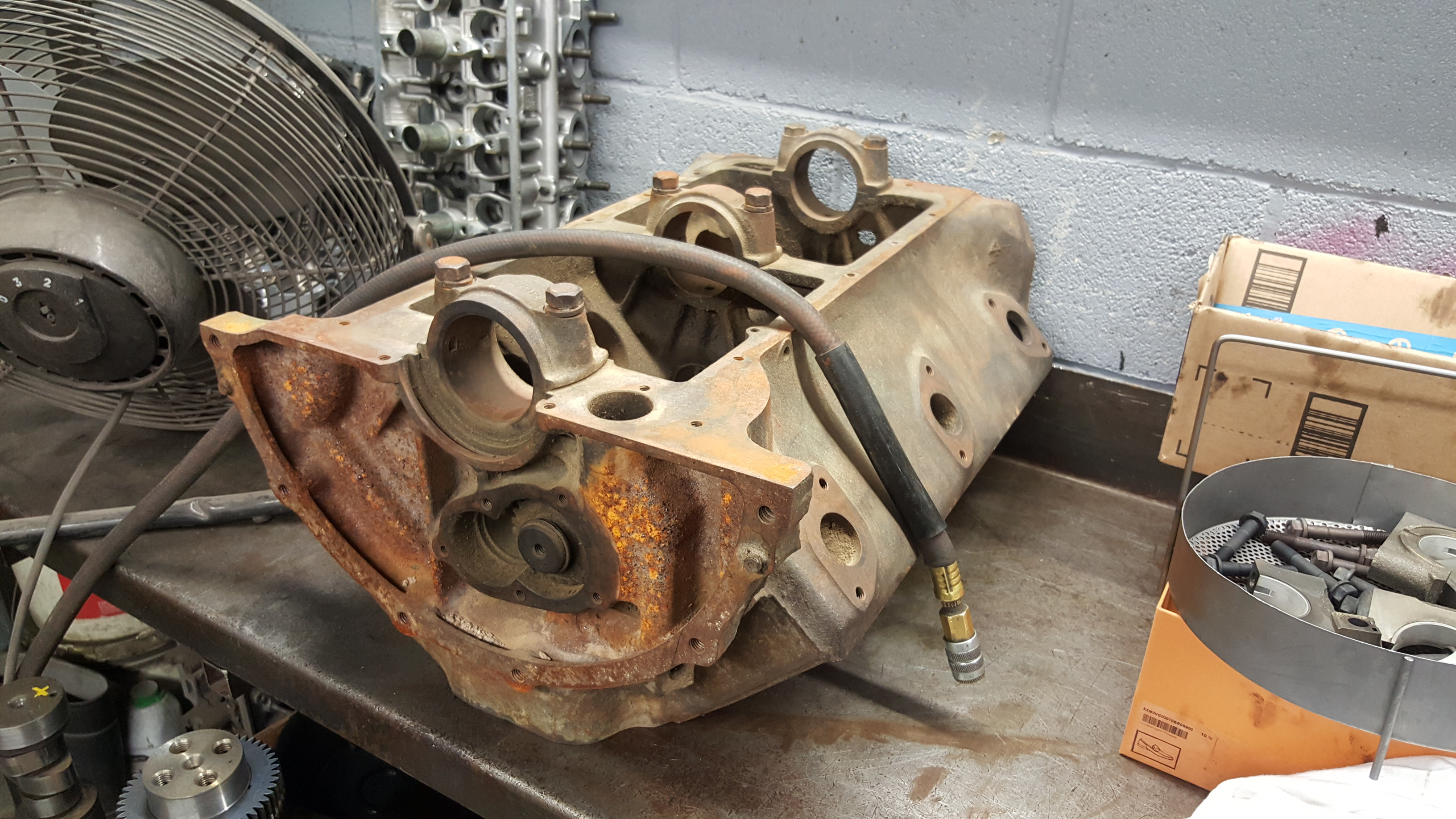 Cylinder Head Rebuilding And Engine Block High Performance