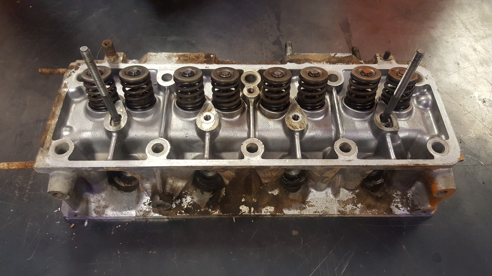 Continental Renault Engine - 0425