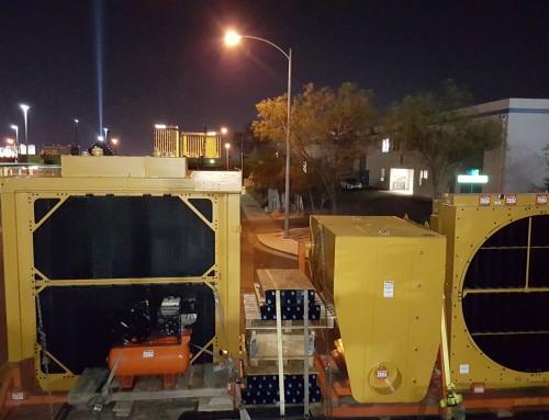 Caterpillar 785, 793C, & 793D Radiator Rebuilding, 793C Fuel Tank Repair, & General Repair
