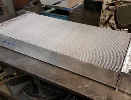 Aluminum Radiator Cleaning, Repair, Recoring, Welding, and Custom Building
