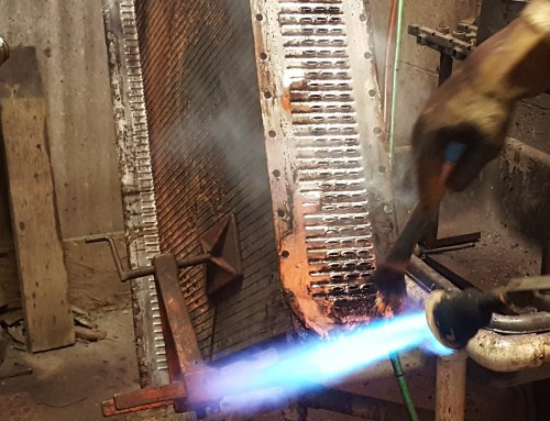 Radiator Benchman Torch Welder Job Opening Available