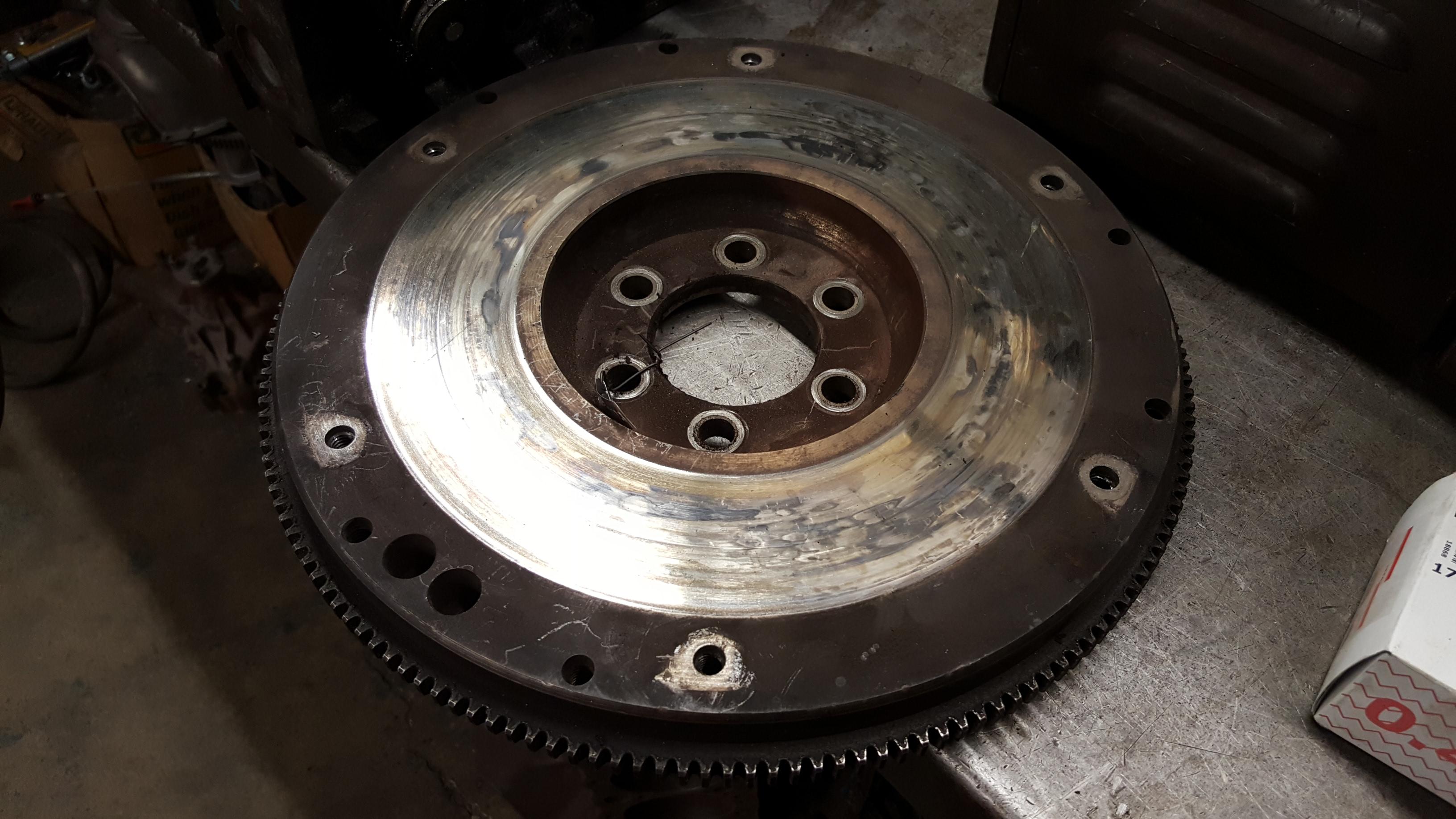 Jeep AMC 304 V8 Engine Machine Work For Rebuilding and