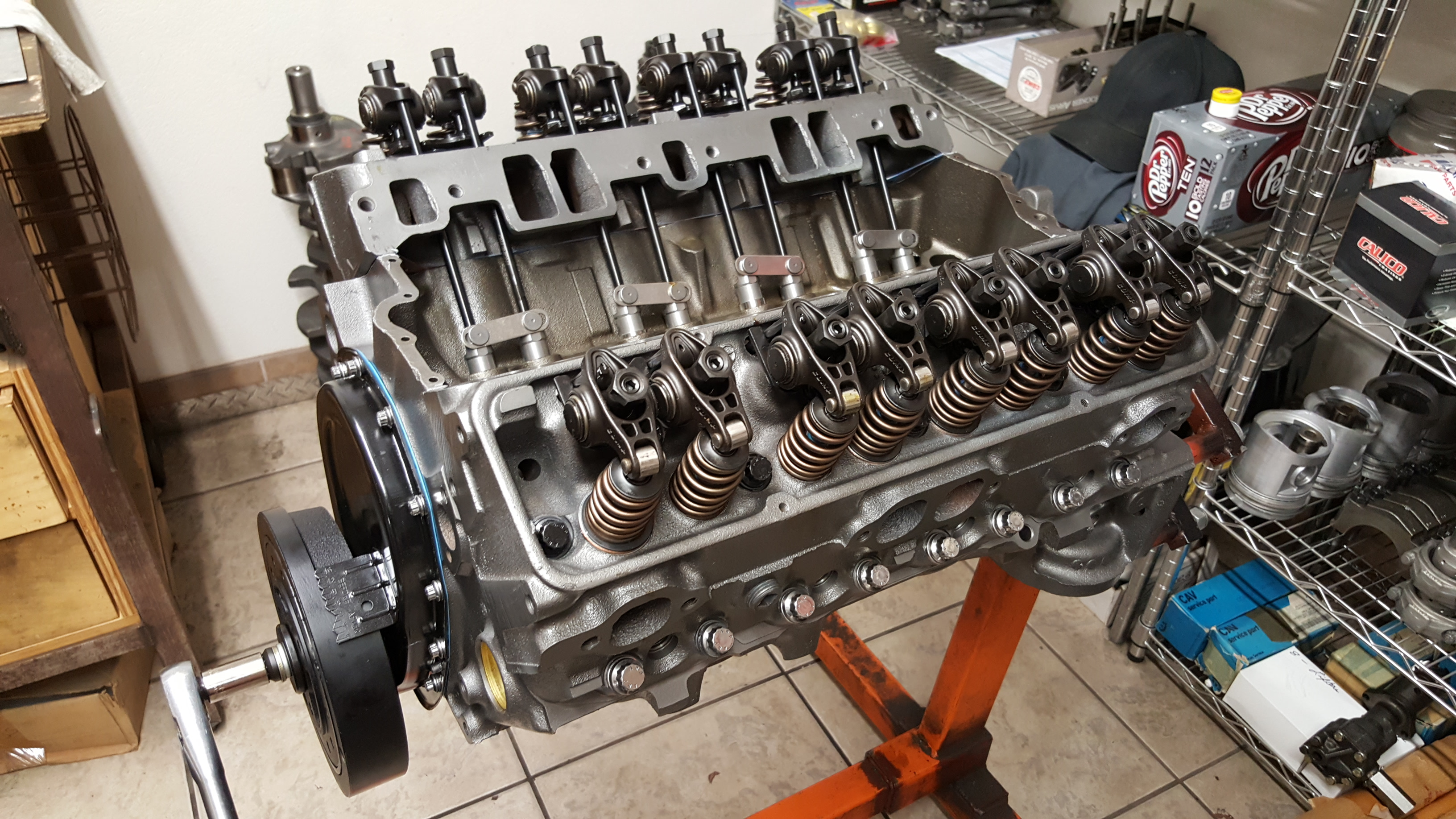 High-Performance-Engine-Rebuilding-10-09-2018 - Motor