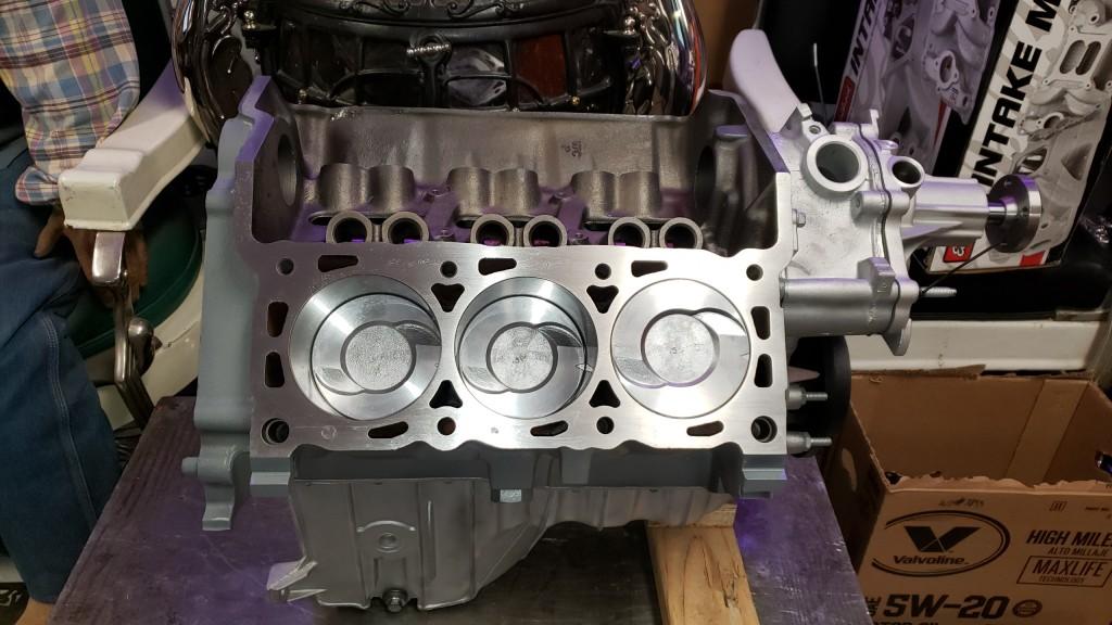 Ford Thunderbird Mercury Cougar 3 8 V6 Engine Rebuild