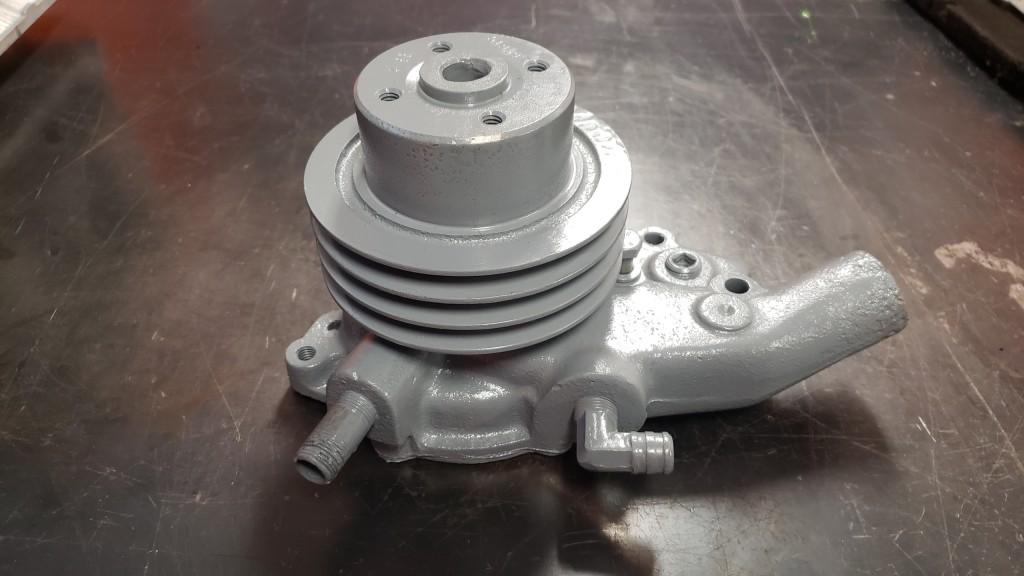 Clark Forklift Continental Engine Cast Iron Water Pump ...