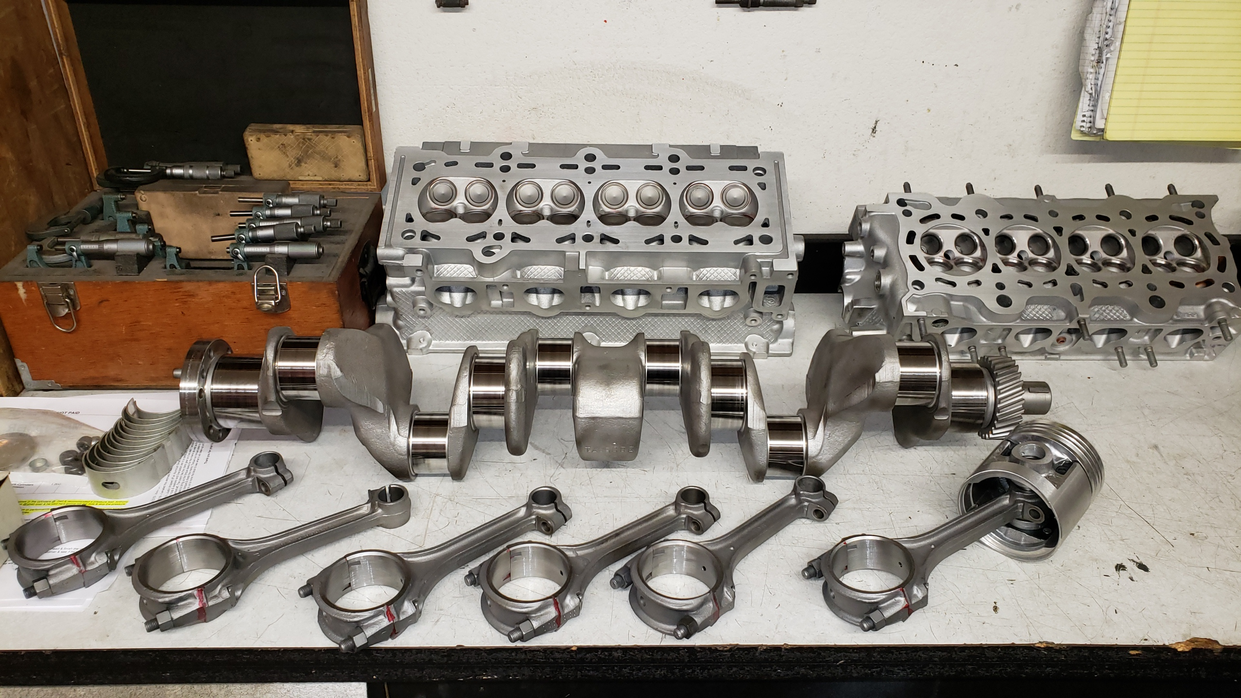 Engine Machine Shop >> Las Vegas Machine Shop Engine Parts Cleaning And Machining Motor