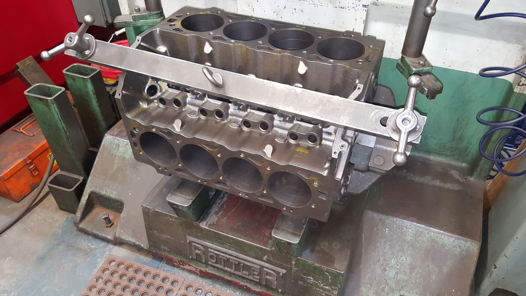 Ford 390 High Performance Engine