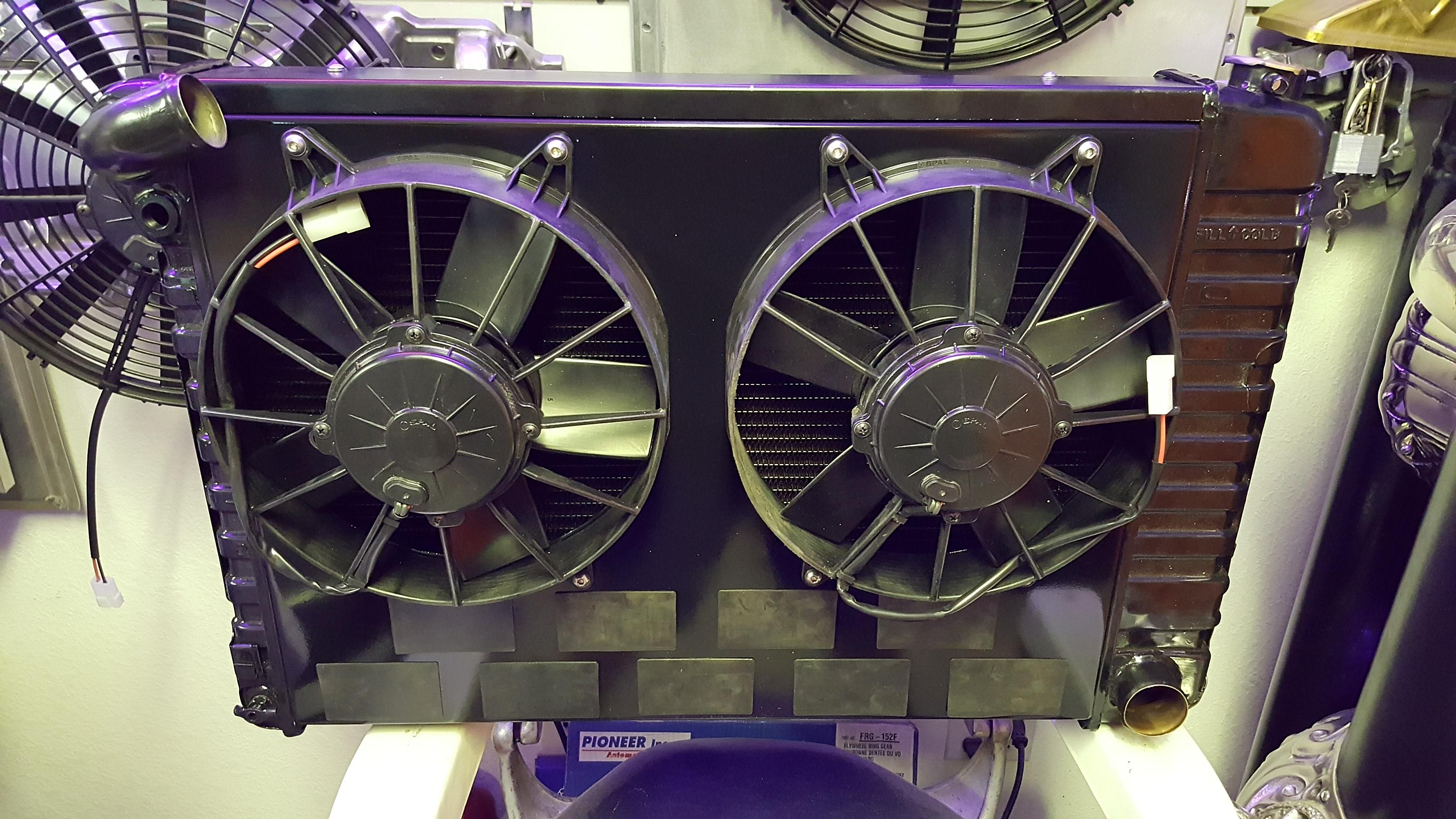 Custom Copper  U0026 Brass High Efficiency Radiator With