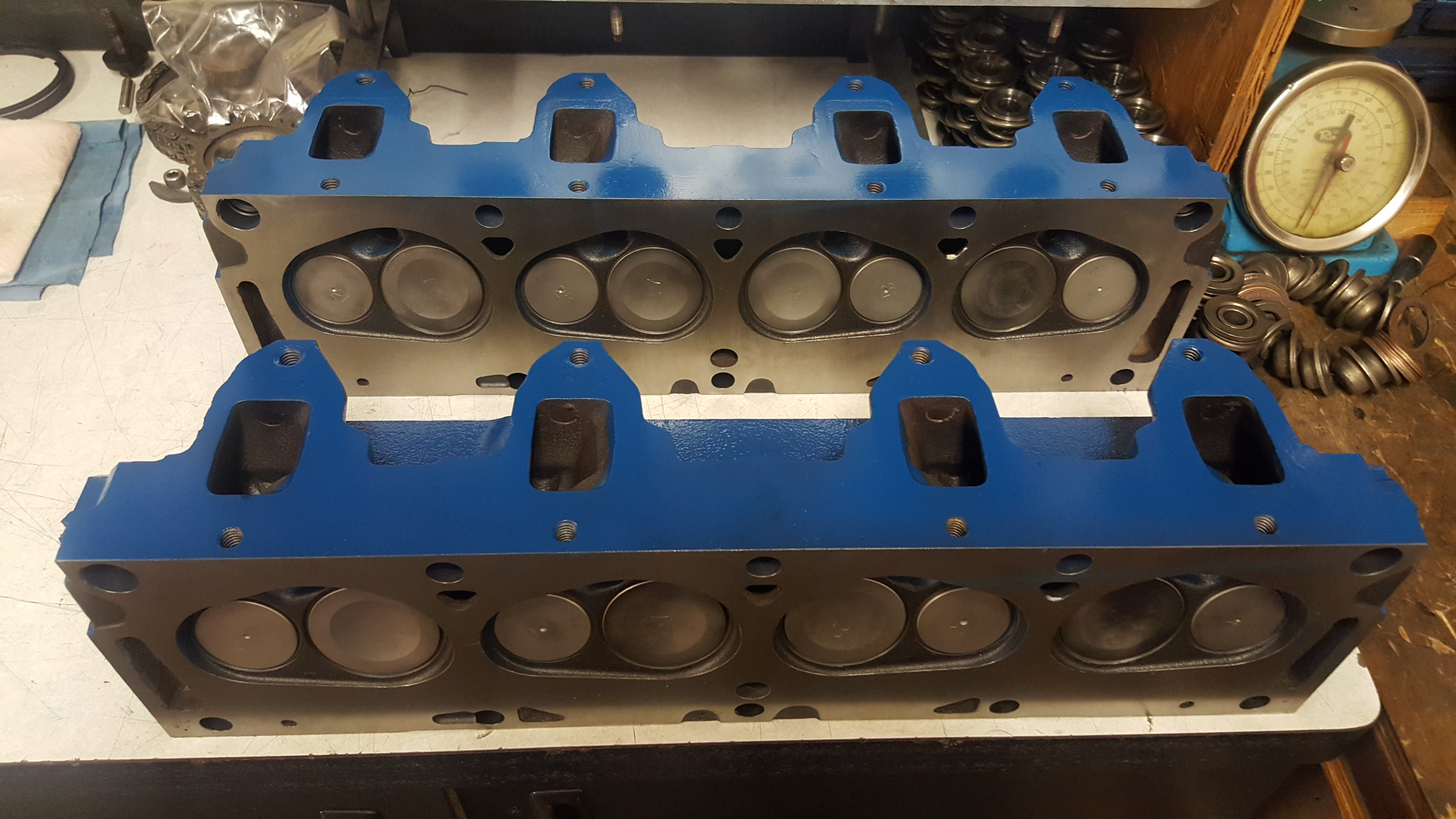 360 Ford Fe Engine Amp Cylinder Head Machine Work Amp Complete