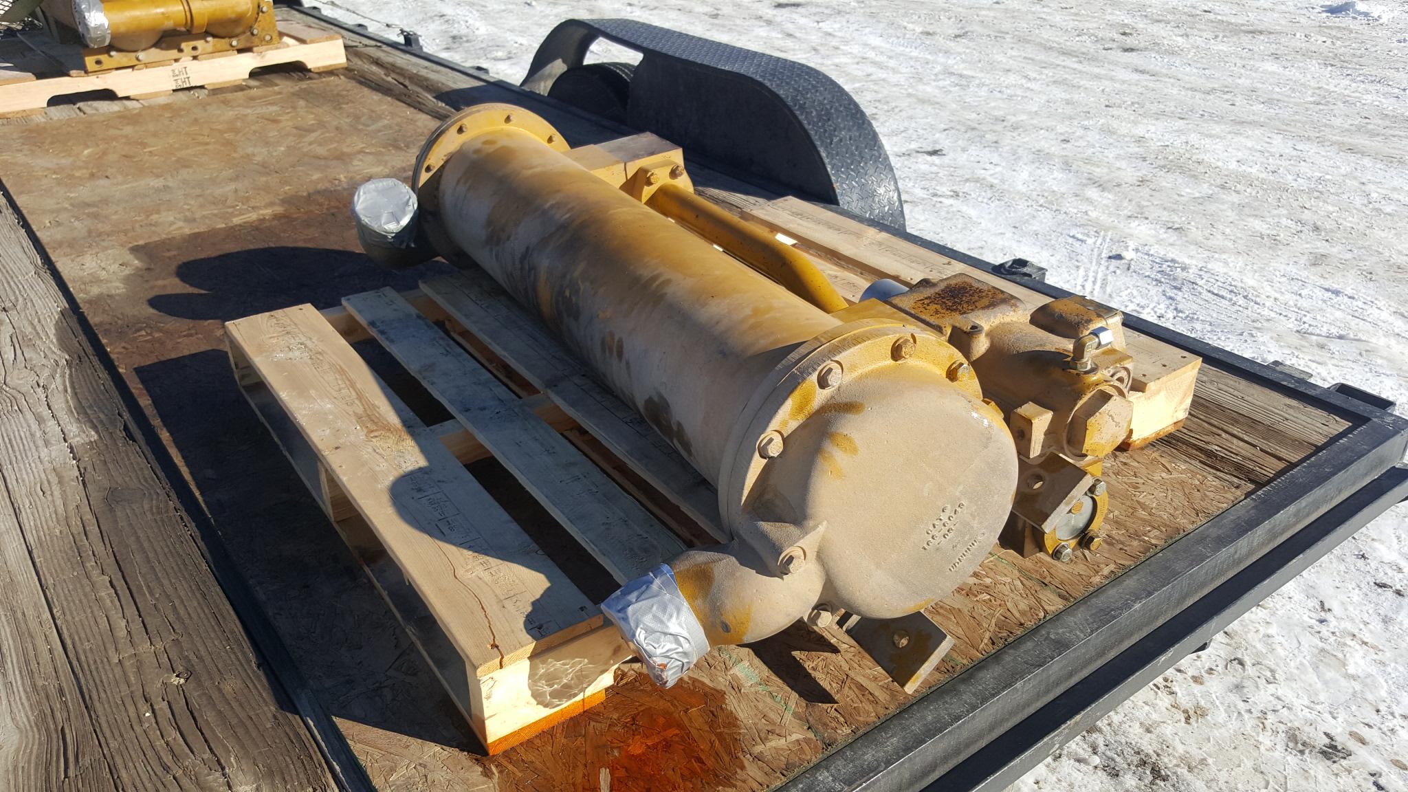 Caterpillar 793 Haul Truck Hydraulic Brake Cooling System