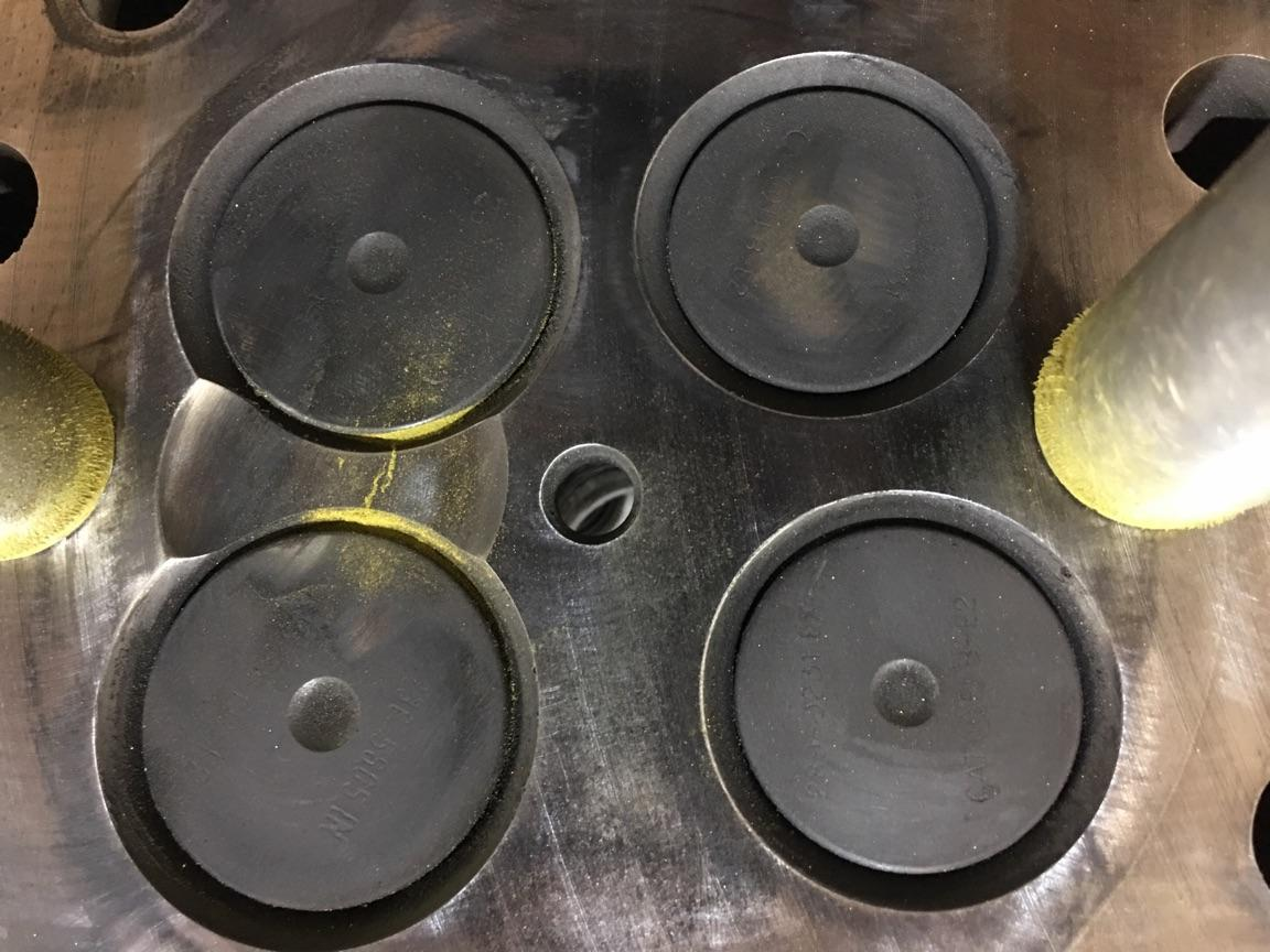 Detroit Diesel Series 60 >> Overheating Causes Cracks In Cylinder Heads That Need ...