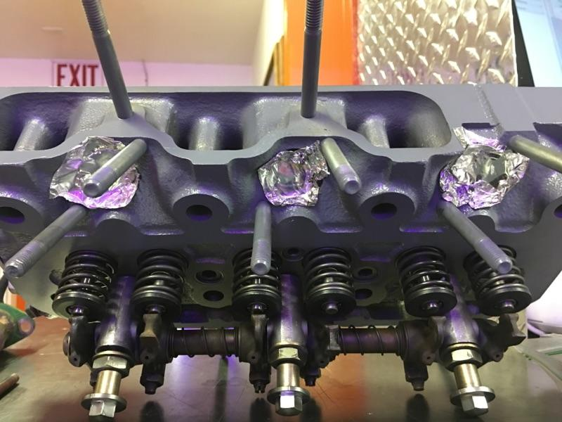 1 3 Liter Yanmar Diesel Cylinder Head Rebuild For A John Deere
